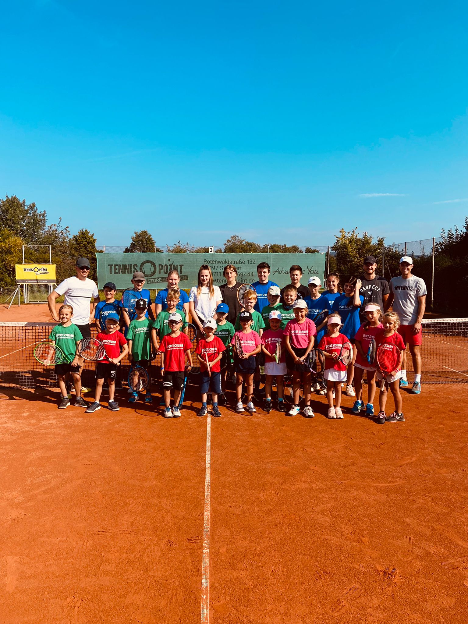 You are currently viewing Tennis-Camp 2021