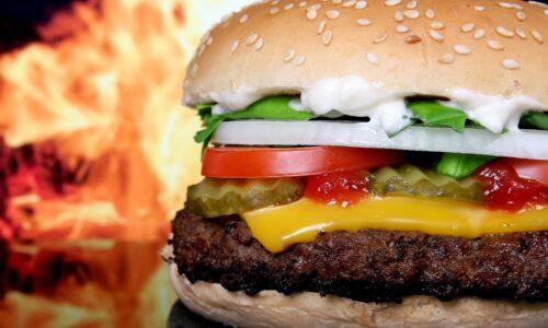 Burger-Tag