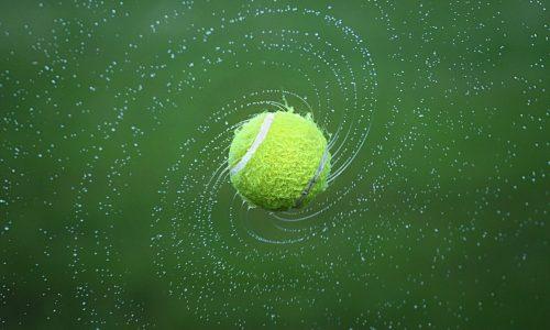 Tennisball - Pixabay.com